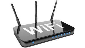wi-fi роутер 1