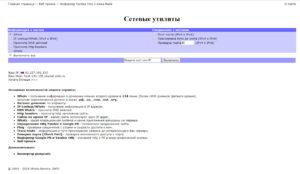 wservice.info