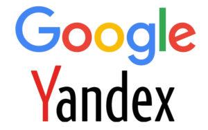 Google и Yandex