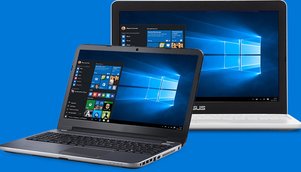 Windows 8 на ноутбуке