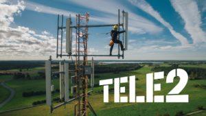 TELE2 в сельской местности