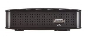 Роутер Zyxel Keenetic модели 4G II вид сбоку