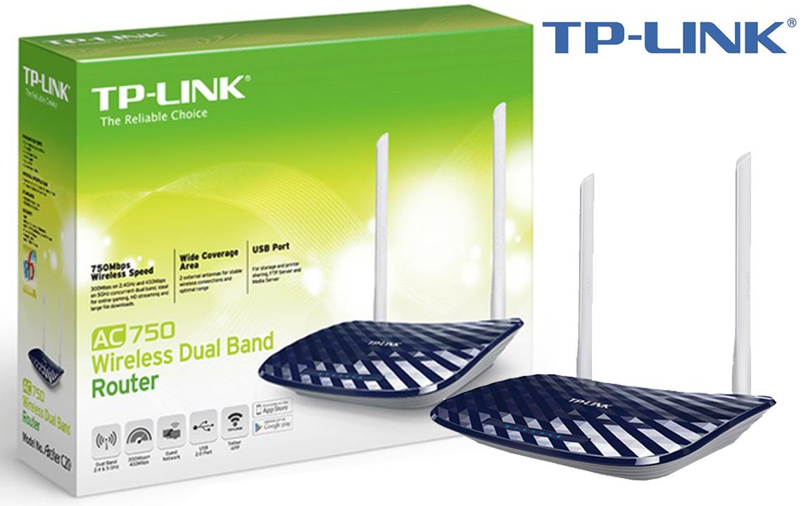 TP-Link Archerмодели C20