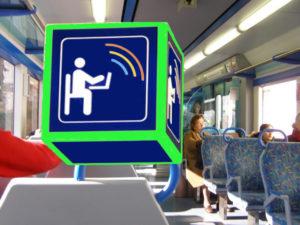 Wi-fi в пригородных электричках
