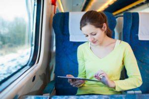 Wi-Fi в поезде