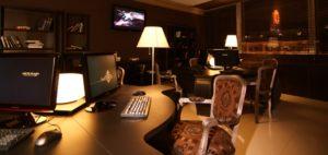 Современное интернет-кафе