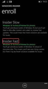 Insider Fast