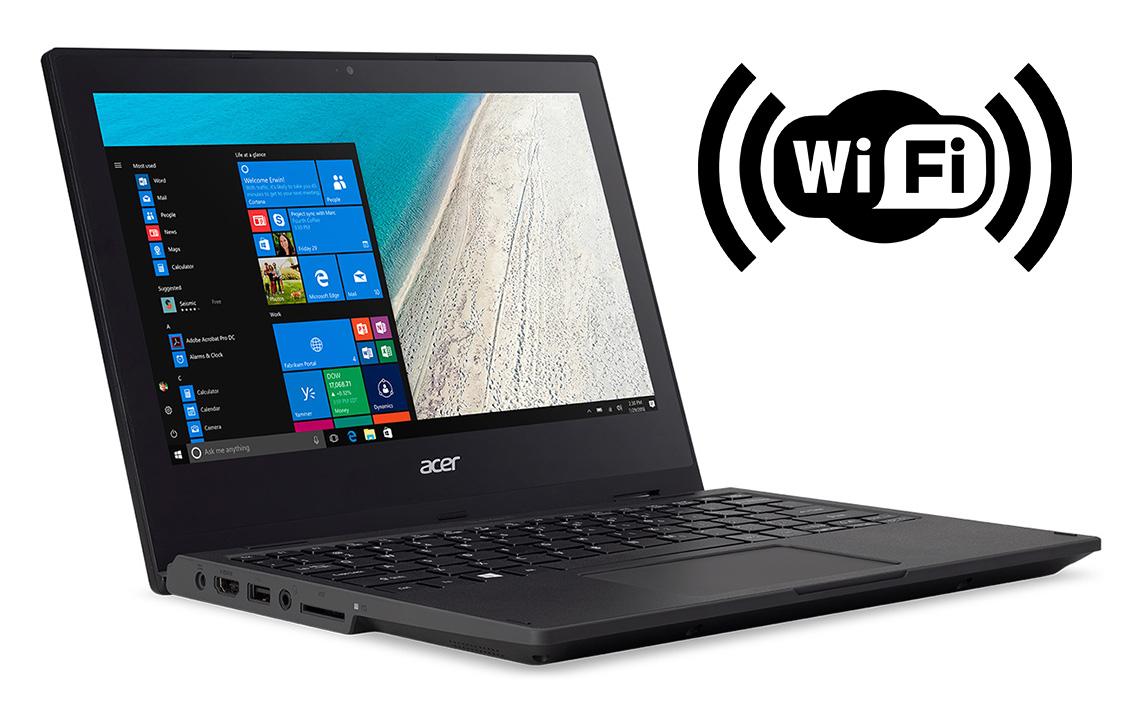 Как включить и настроить Wi-Fi на Windows 10: установка на ноутбуке Acer