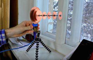 Настройка самодельной антенны