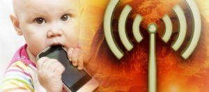 Воздействие Wi-Fi наребенка
