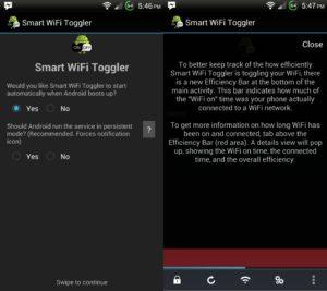 Мобильное приложение Toggler