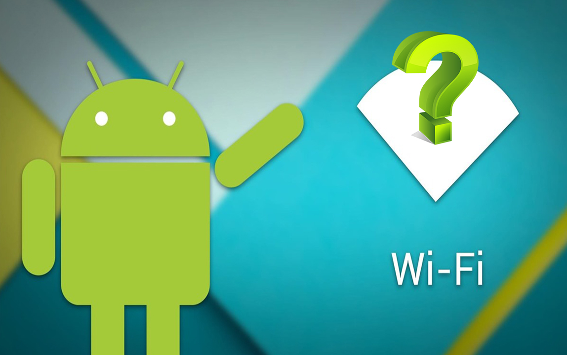 Почему вылетает Wi-Fi на телефоне