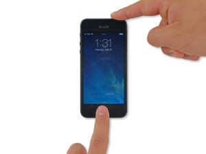 Принудительная перезагрузка телефона