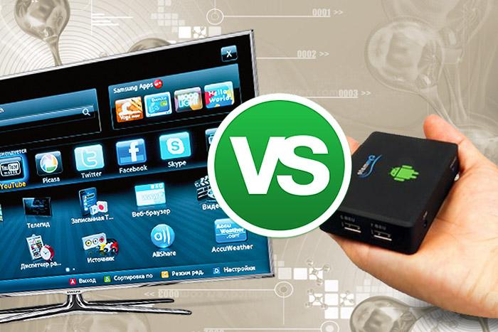 Что такое телевизионные приставки / телевизоры Smart TV?