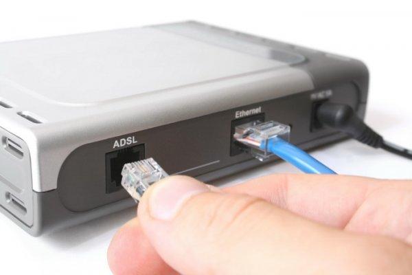 Сплиттер ADSL