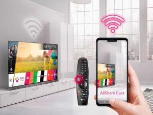 Подключение ПКктелевизору через Wi-Fi Direct