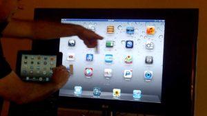 Подсоединение айпада ктелевизору через устройство Apple TV