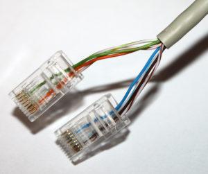 Разветвители для интернет-кабелей
