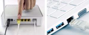 Подключение к стационарному компьютеру или ноутбуку