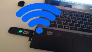 Как раздать вай-фай с ноутбука на телефон через модем