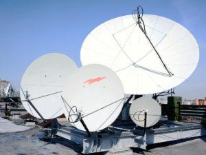 Спутниковый Интернет взагородный дом