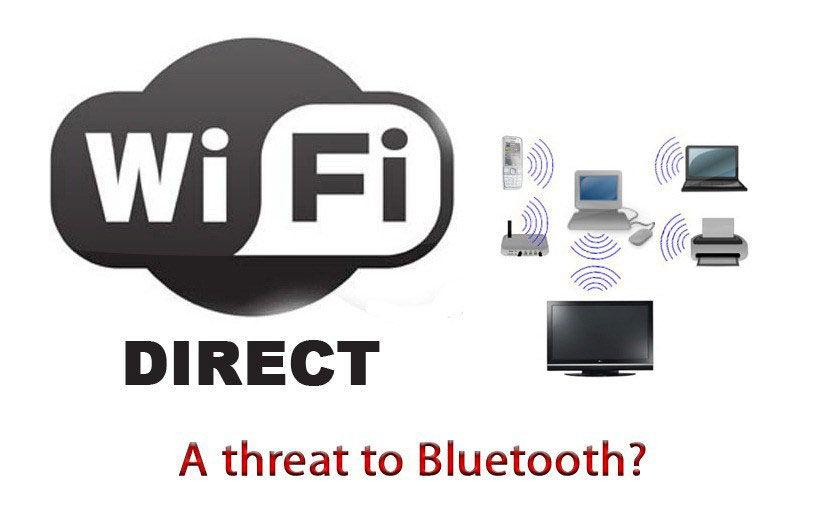 Wi-fi Direct варианты использования