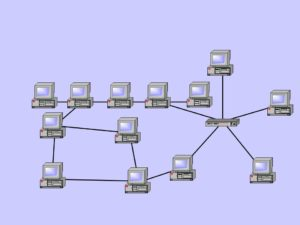 Смешанная сеть