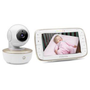 Видеотехника помогает заботиться о детях