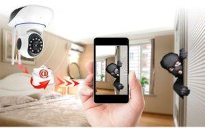 Качественное видеонаблюдение повышает безопасность дома