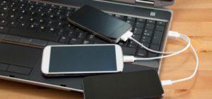 Подключение телефона с ноутбуком или ПК