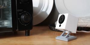 Small Square Smart Camera оснащена режимом дистанционного управления Remote