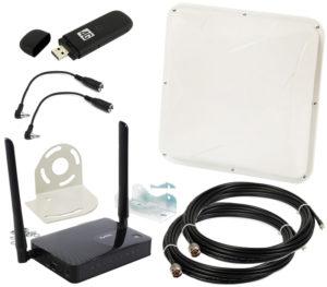 Антенный 3G/4G комплект
