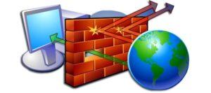 Сетевой барьер, расположенный между операционной системой и сетью, называется брандмауэром