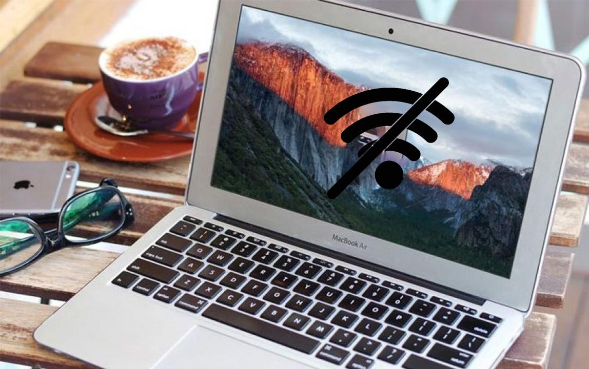 Как удалить сеть Wi-Fi на устройствах Macbook и Айфон