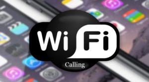 Wi-fi calling