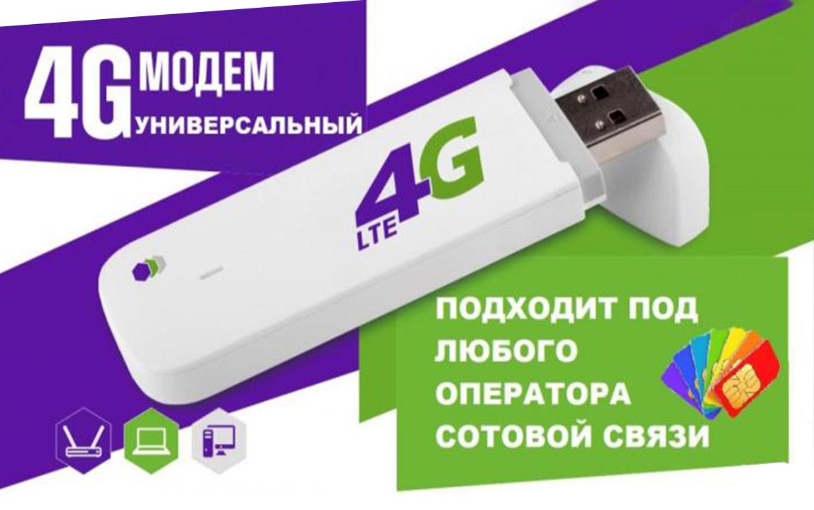 Модем для мобильного Интернета с внешней антенной