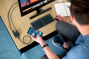 Соединение компьютера и смартфона