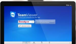 Приложение TeamViewer