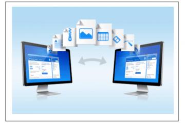 Основное предназначение компьютеров — обмен информацией