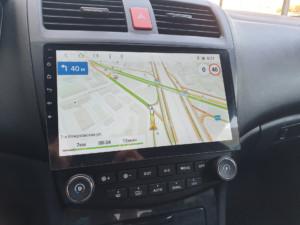 Навигация на автомагнитоле