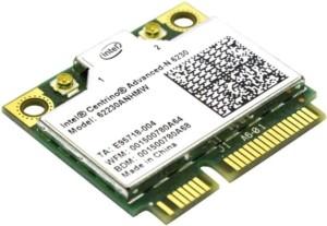 Wi-Fi адаптер от компании Intel, работающий по стандарту 802.11n