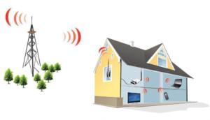 Домашняя Вайфай сеть от адаптера