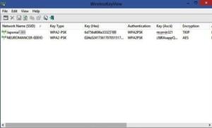 Программа Wireless Key View