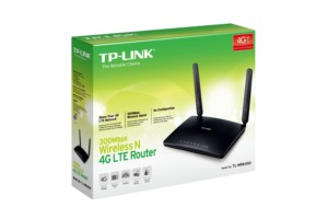TP-Link N300 Wireless 4G LTE Router