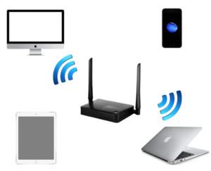 При передаче данных преимущества — у аудио и видео.