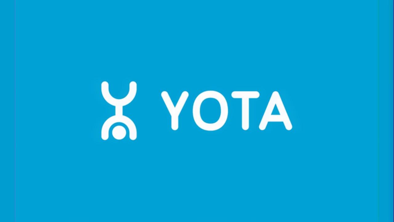 Логотип Йота