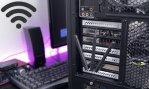 Внешний компьютерный адаптер для Вай-Фай соединения