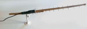 Самодельная антенна Яги