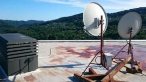 Какие типы антенн встречаются на практике, их основные достоинства