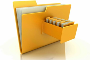 Значок сетевой папки
